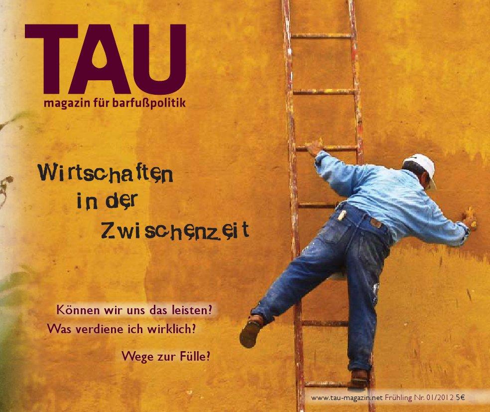 TAU01-Titelblatt
