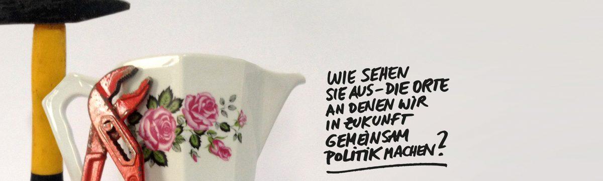 >> Politik gemeinsam und selbst machen <<